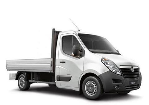 Opel Movano cassone fisso