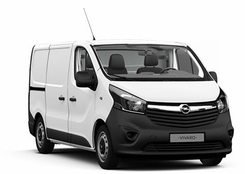 Opel Vivaro Cargo passo lungo