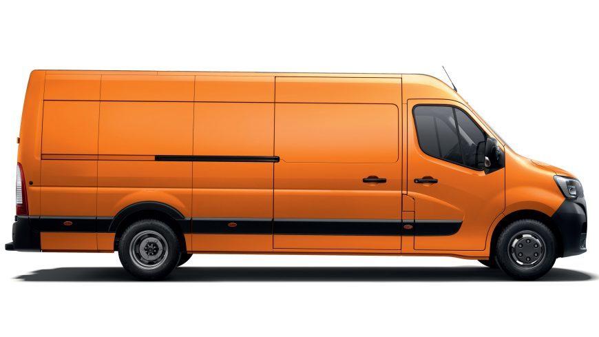 Opel Movano Gran Volume